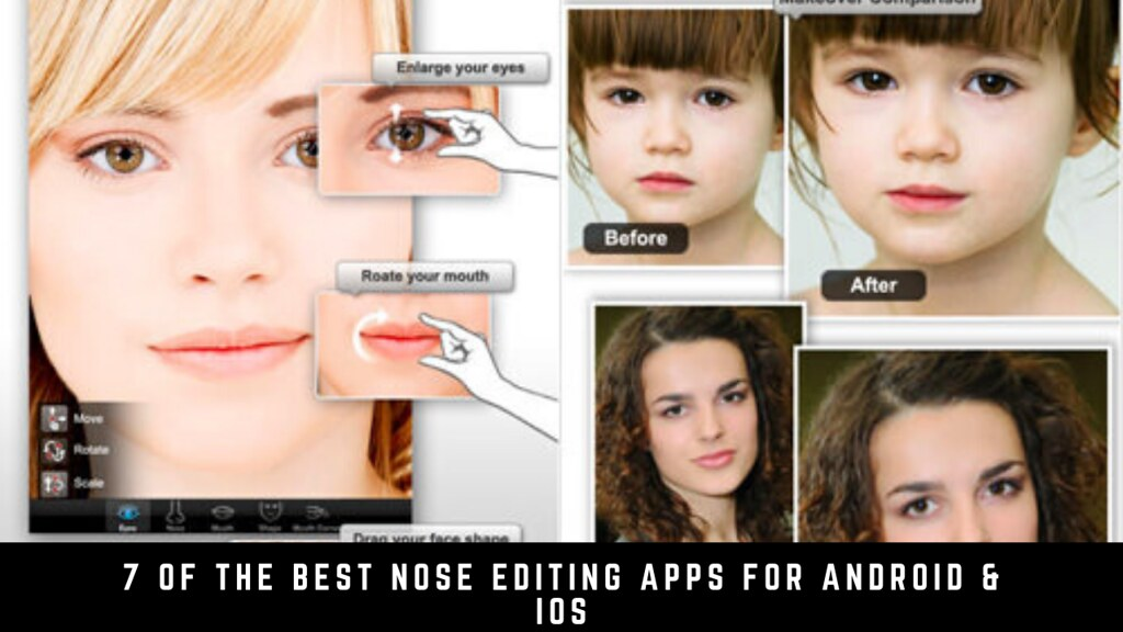 7 Of The Best Nose Editing Apps For Android & iOS