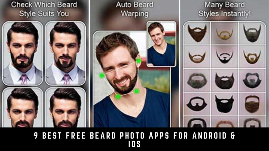 9 Best Free Beard Photo Apps For Android & iOS