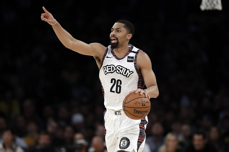 Spencer Dinwiddie。(達志影像資料照)