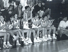 1992-93 Red Devils Scrapbook
