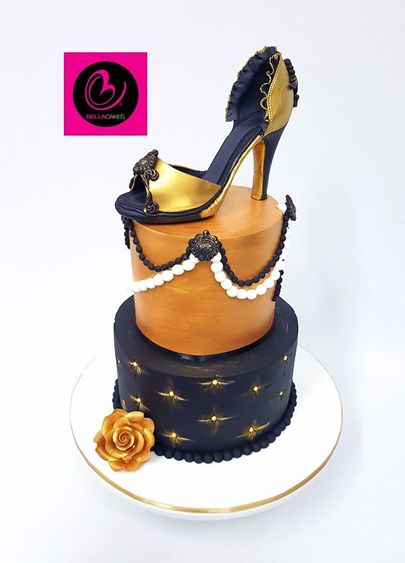 Cake by Bella Cakes