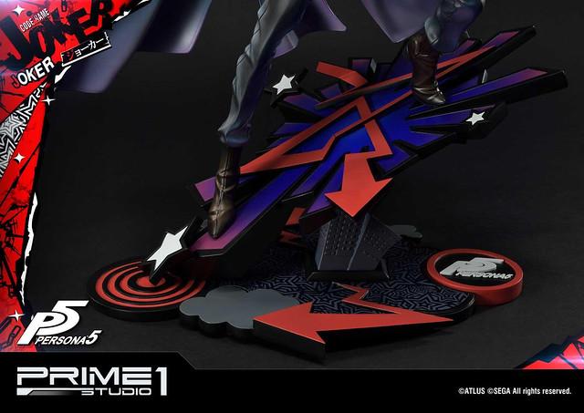 Prime 1 Studio《女神異聞錄5》Premium Masterline  Joker 1/4比例雕像(プレミアムマスターライン ジョーカー 1/4Scaleスタチュー)  普通版/DX版