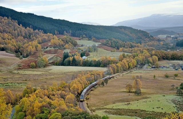 Glen Spean Autumn