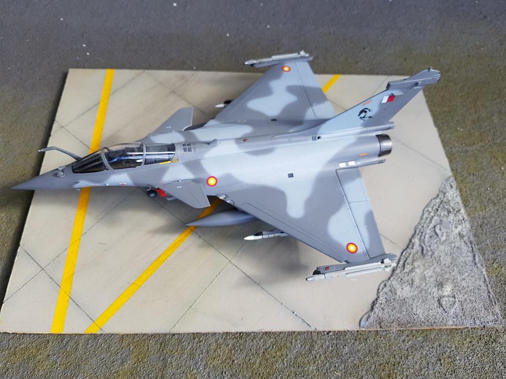 Revell 1/48 Dassault Rafale EQ#3