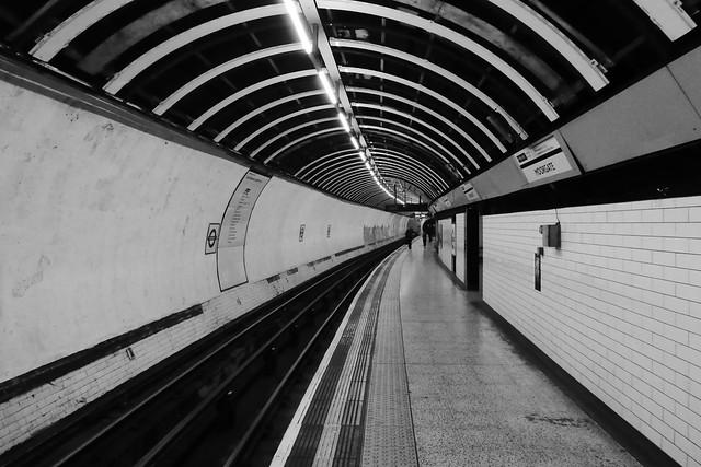 Moorgate station, London Underground