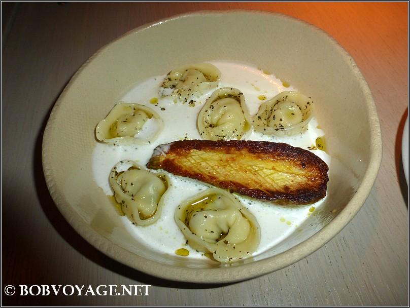 שישברק גבינות מלוחות ב- מסעדת אריא (aria)