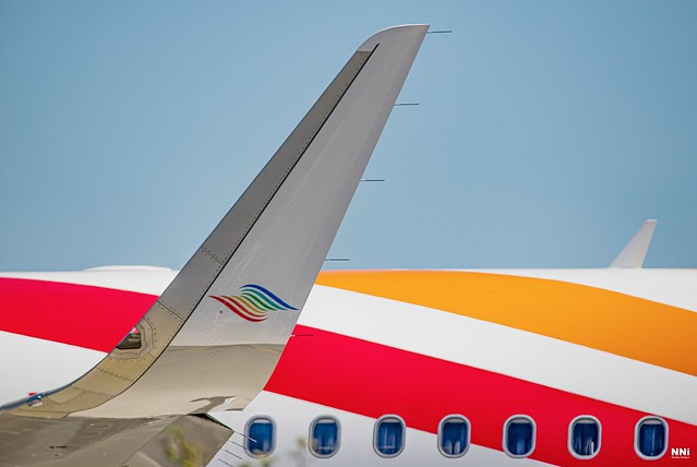 Colorful Guizhou Airlines - A320 Neo