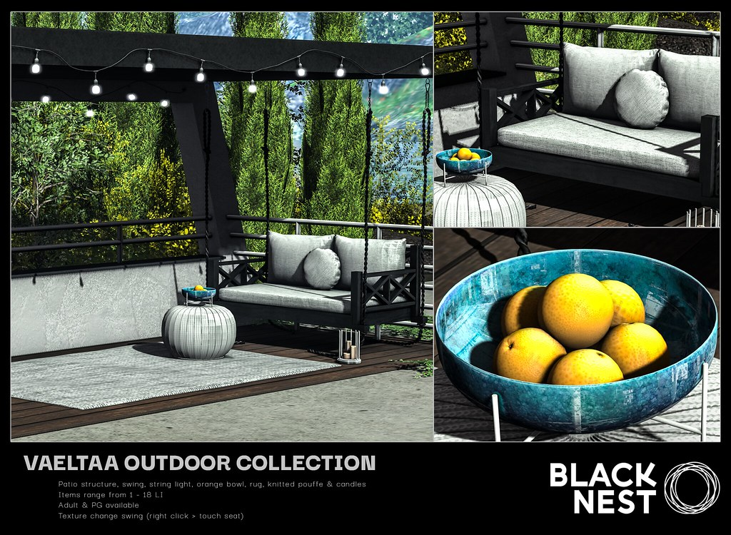 BLACK NEST / Vaeltaa Outdoor Collection / Collabor88