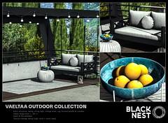 BLACK NEST / Vaeltaa Outdoor Collection / Collabor88