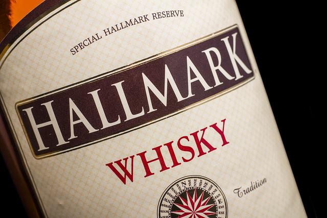 Hallmark Whisky