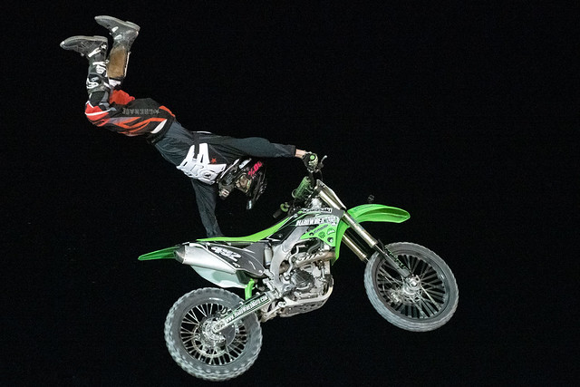 Moto Maniac (#4), 2019 Florida State Fair