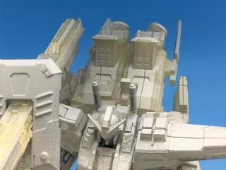 【PB限定】G-FRAME《機動戰士鋼彈MSV》重裝型全裝甲鋼彈 7 號機(重装フルアーマーガンダム7号機)原型公開!