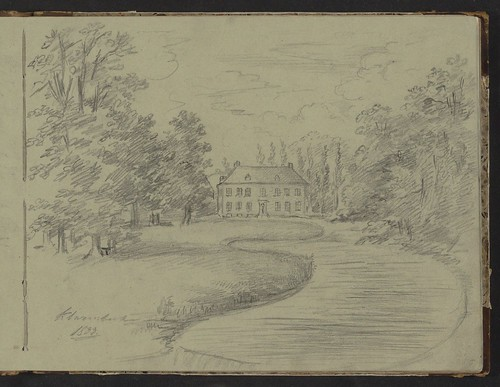 Landfgoed Klarenbeek, J. Tavenraat 1833