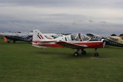G-CBEF Scottish Aviation SA120 T1 [286] Sywell 310819