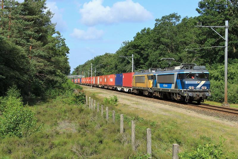 TCS 101001+Bentheimer Eisenbahn E01 (1835) @ Vilsteren
