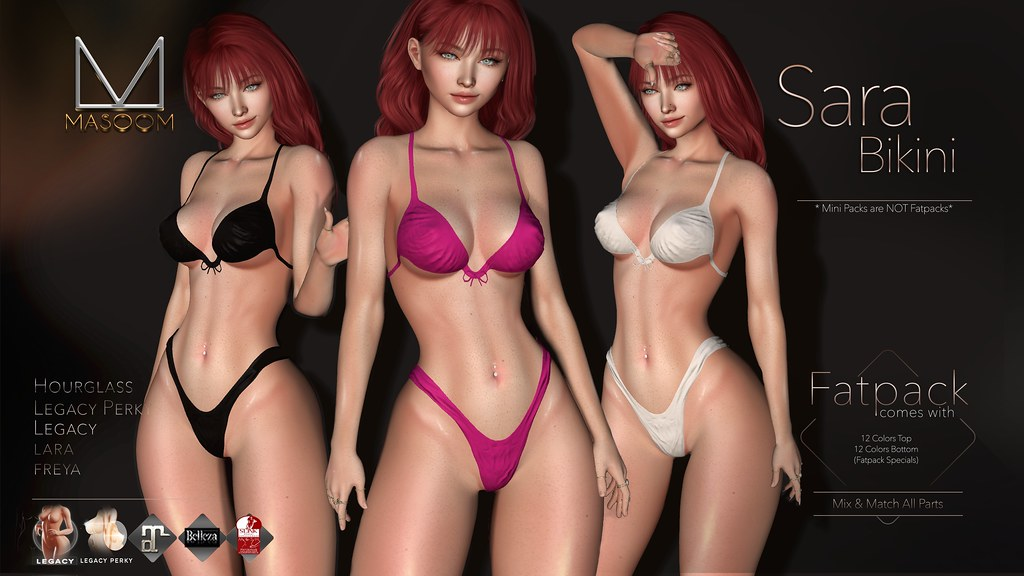 [[ Masoom ]] Sara Bikini @ Summer Camp