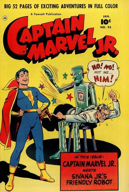 Captain Marvel Jr. #93