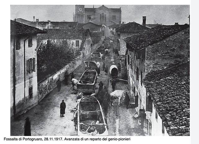 I World War, Fossalta di Portogruaro, Italy