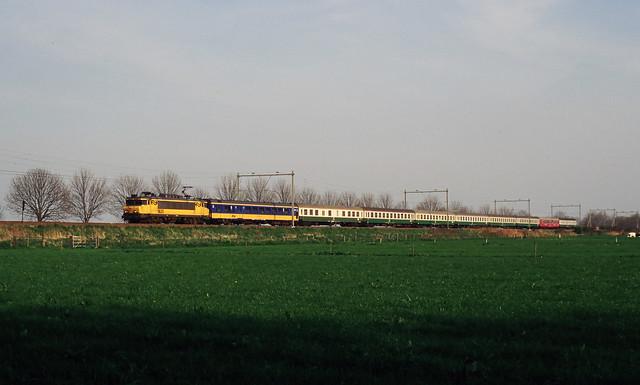 NS 1631 bij Soest, 1994.