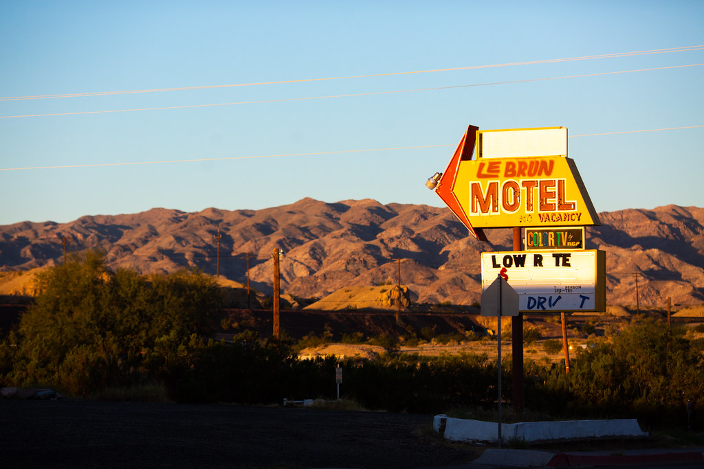Le Brun Motel