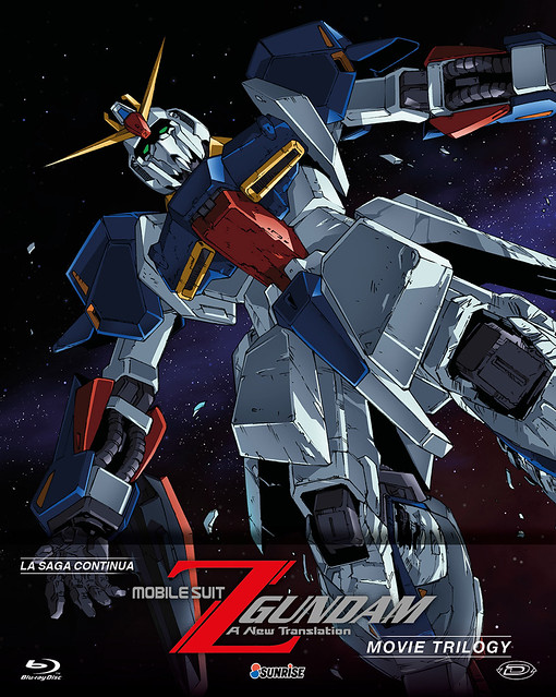 """""""Mobile Suit Z Gundam - The Movies Collection"""""""
