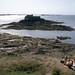 Saint-Malo : l'île du Petit Bé et son fort