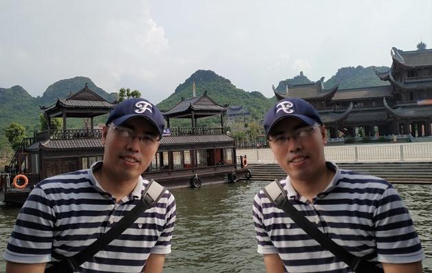 Thăm quan chùa Tam Chúc