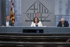 dc., 08/07/2020 - 12:32 - Barcelona 08.07.2020 Acord 22@ CF   Fotos Laura Guerrero/Ajuntament de BCN.