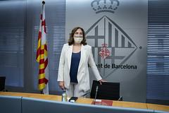 dc., 08/07/2020 - 12:26 - Barcelona 08.07.2020 Acord 22@ CF   Fotos Laura Guerrero/Ajuntament de BCN.