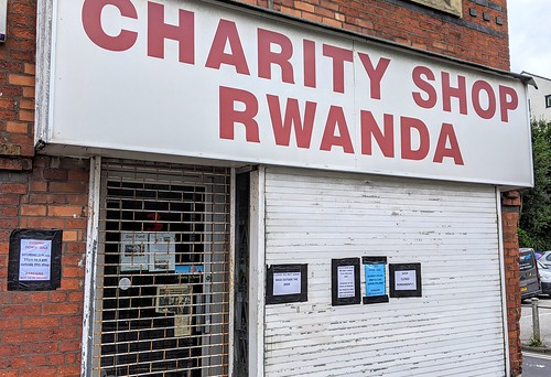 Charity Shop Rwanda closes for good in Preston | by Tony Worrall