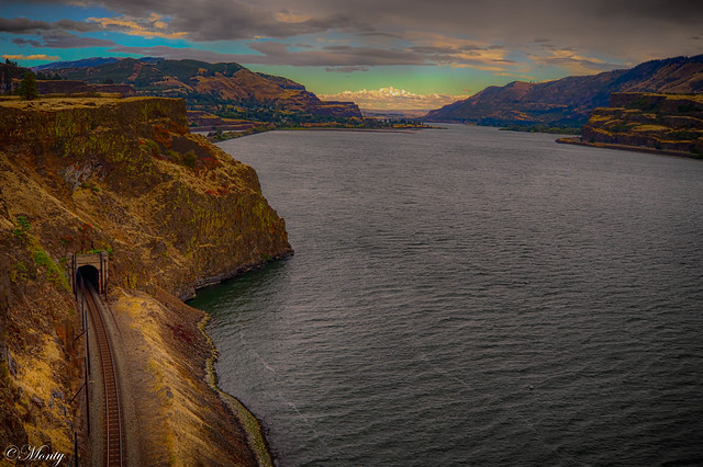 Columbia River  ( Explore 8 Jul 2020)