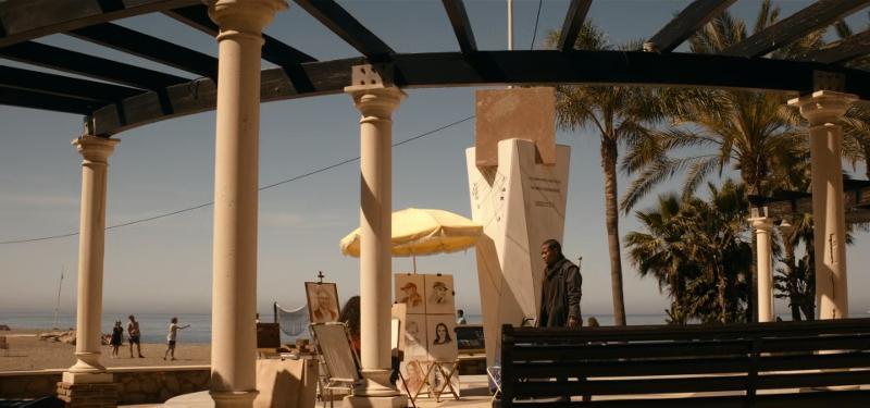 Shotgun Mary in Malaga