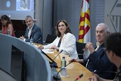 dc., 08/07/2020 - 12:38 - Barcelona 08.07.2020 Acord 22@ CF   Fotos Laura Guerrero/Ajuntament de BCN.