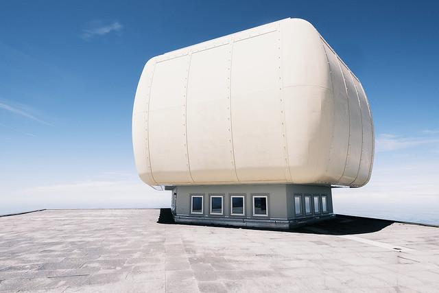 Radarstation Säntis