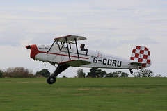 G-CDRU CASA 1 131E [2321] Sywell 300819