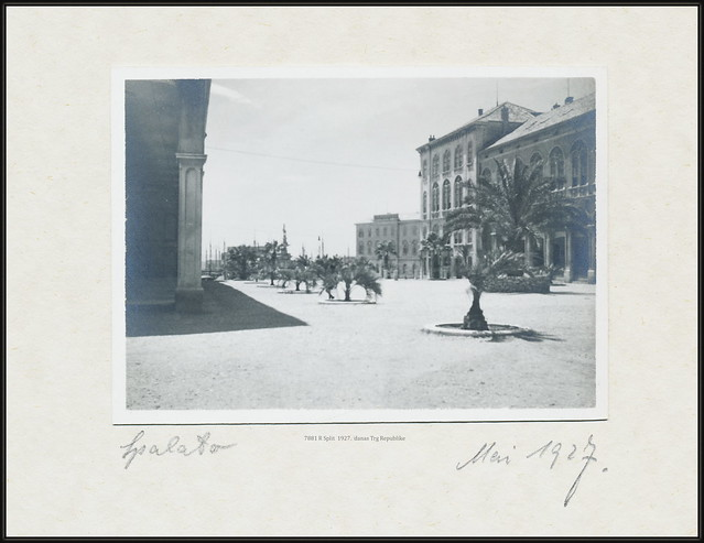 7881 R Split  1927  danas Trg Republike j