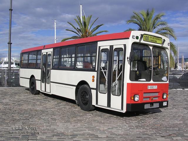 Pegaso 6038 Noge (1983)