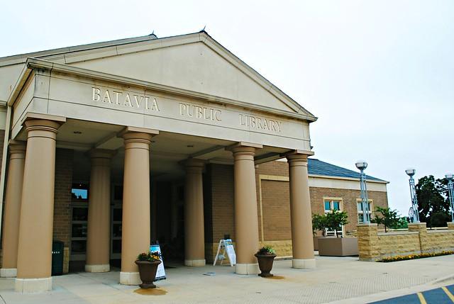 Batavia Public Library - Batavia, Illinois