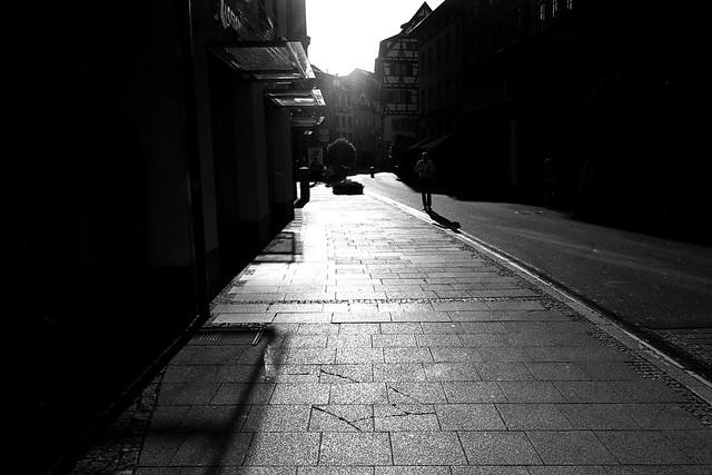 Silent street (Contax G1)