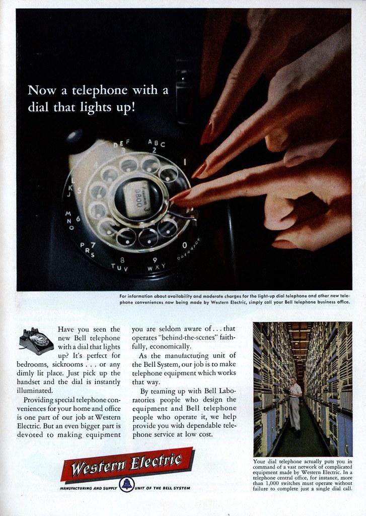 Western Electric 1955