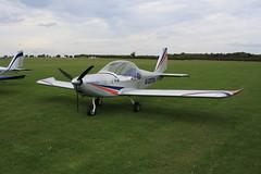 G-CDTA Evektor EV-97 [2005-2509] Sywell 300819