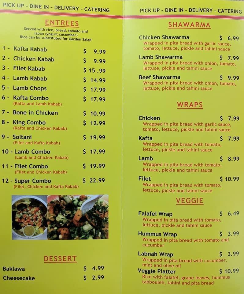 King kabab - Kanawha City