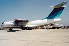 Centrafrican Airlines | Ilyushin IL-76TD | TN-AFS | Ras Al Khaimah