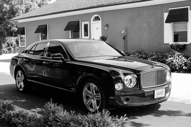 Fancy Bentley