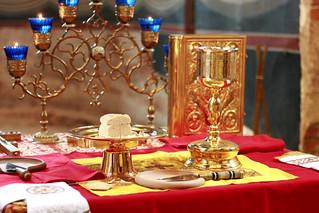05.07.2020 | Божественная литургия в Георгиевском соборе