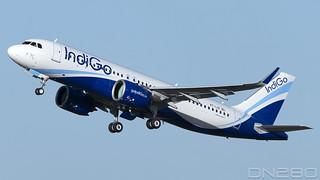 Indigo A320-271N msn 9569 VT-IJZ