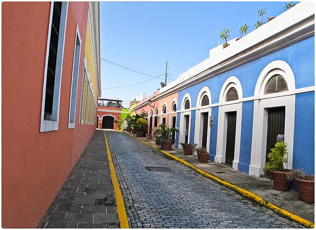 El Viejo San Juan (Old San Juan)