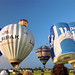 Martin Pettitt posted a photo:	Bury St Edmunds Balloon Festival Rougham Air Strip Rougham Suffolk Uk 2002