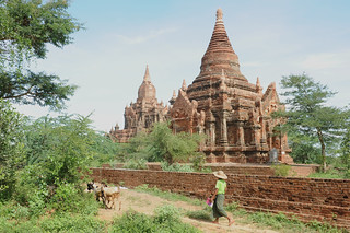 (Explored) Bagan, Myanmar (Birmania) D700 1608 | by tango-