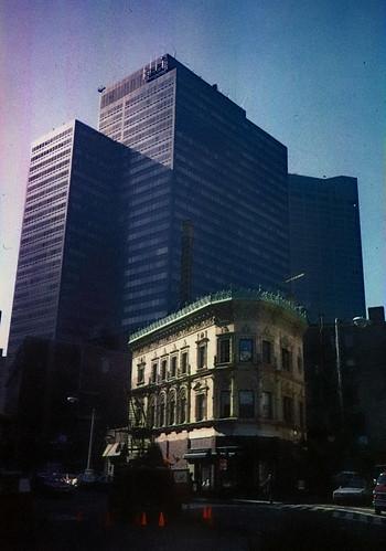 Boston - Polaroid PolaChrome Instant Slide Film